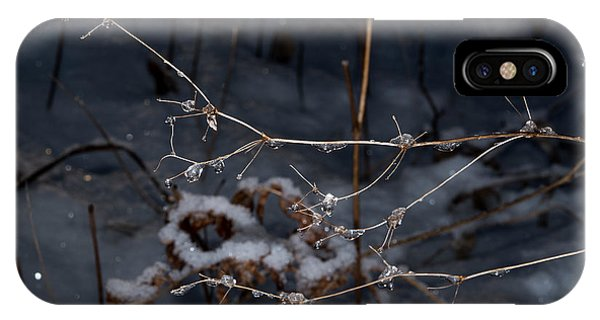 Frozen Rain IPhone Case