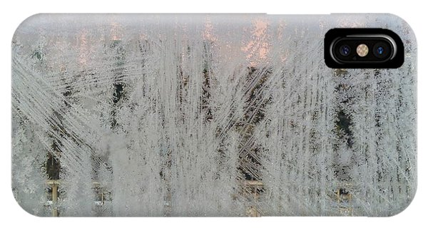 Frozen Window IPhone Case