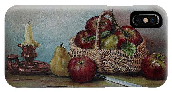 Fruit Basket - Lmj IPhone Case
