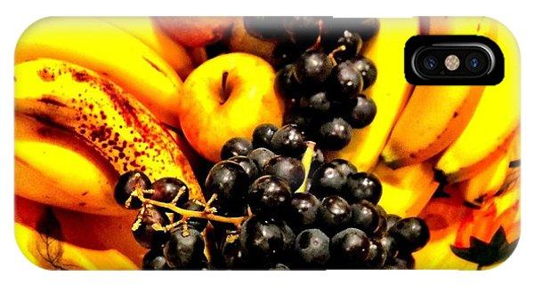 Fruit Basket IPhone Case