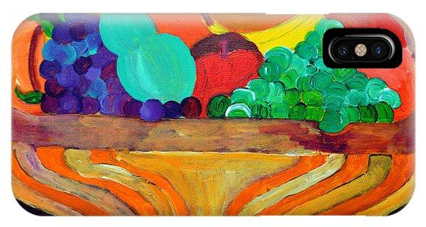 Fruit Bowl 1 IPhone Case