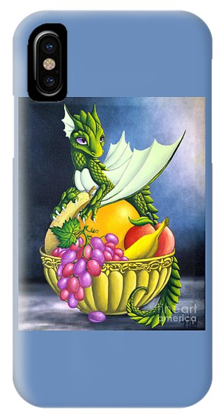 Fruit Dragon IPhone Case