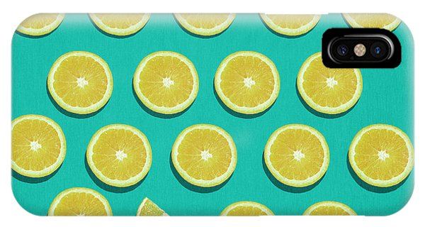 Triangles iPhone Case - Fruit  by Mark Ashkenazi