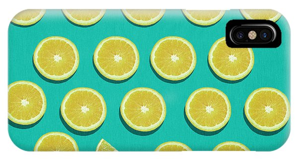Pattern iPhone Case - Fruit  by Mark Ashkenazi