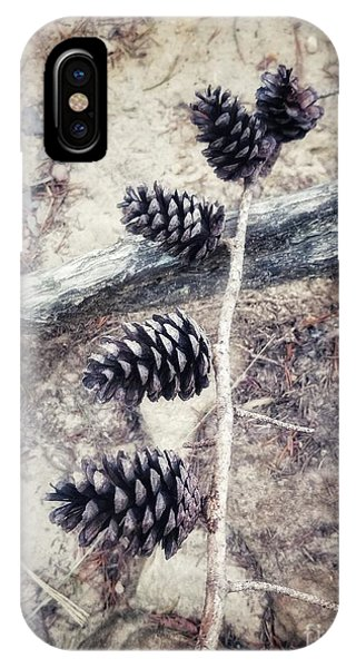 Fruit Of The Pine IPhone Case
