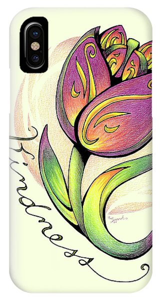 Fruit Of The Spirit Series 2 Kindness IPhone Case