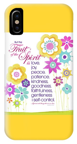 Fruit Of The Spirit IPhone Case