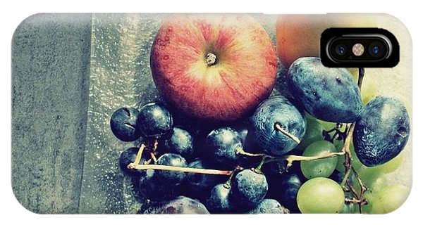 Fruitful Autumn IPhone Case