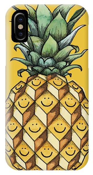 Festival iPhone Case - Fruitful by Kelly Jade King