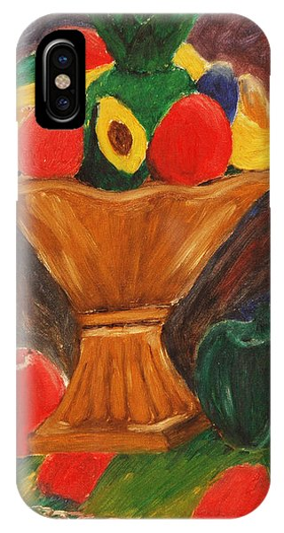 Fruits Still Life IPhone Case