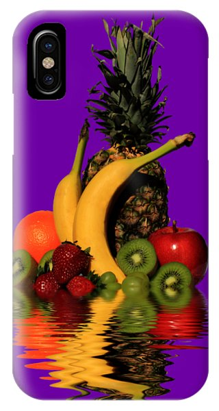 Fruity Reflections - Medium IPhone Case