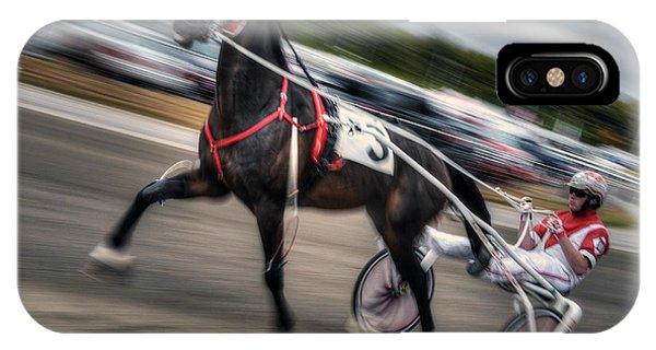 Fryburg Fair Races IPhone Case