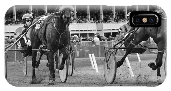 Fryburg Races IPhone Case