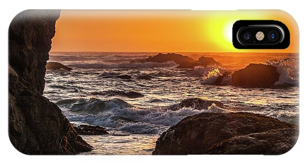 iPhone Case - Ft Bragg Sunset by Bill Gallagher