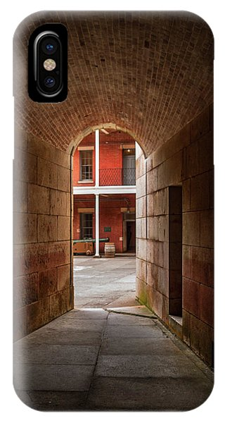 iPhone Case - Ft. Point Hallway by Bill Gallagher