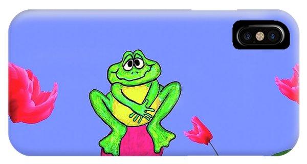 Fud's Frog IPhone Case