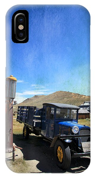 Fuelin' Up IPhone Case