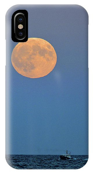 Full Blood Moon IPhone Case