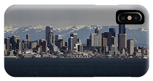 Full Frontal Seattle IPhone Case