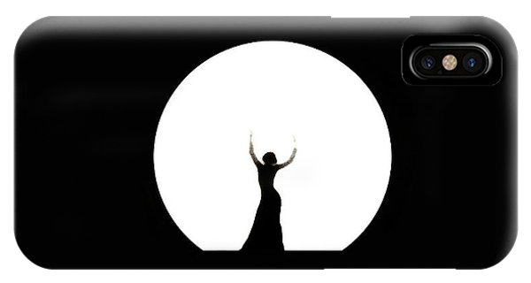 Full Moon Dance IPhone Case