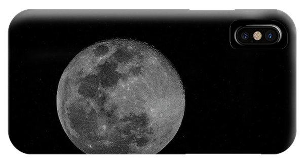 Full Moon Rising IPhone Case
