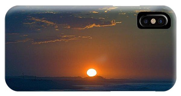 Full Sun Up IPhone Case