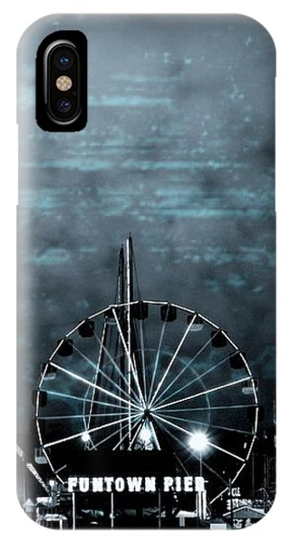 Fun In The Dark - Jersey Shore IPhone Case
