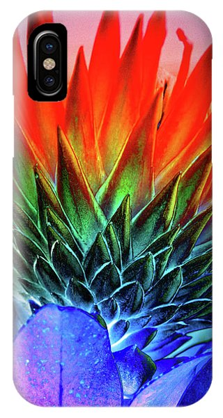 Funky Protea IPhone Case