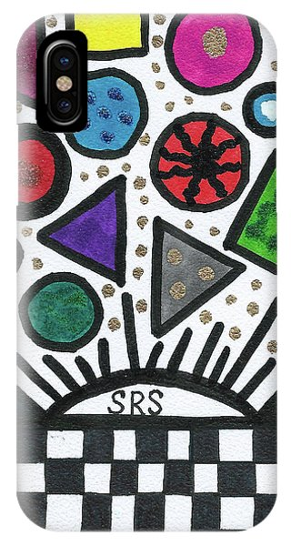 Funky Stratosphere IPhone Case