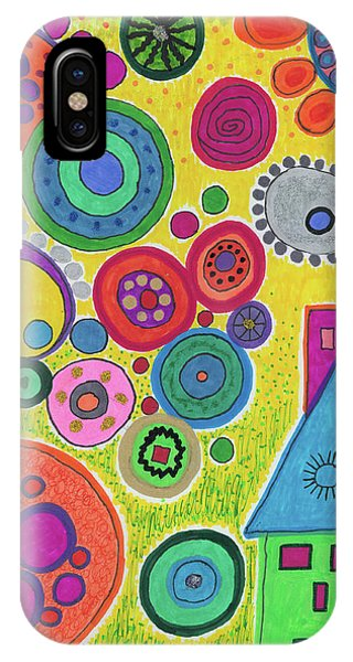 Funky Universe IPhone Case