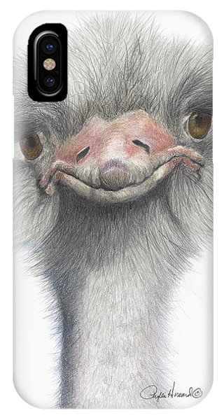Funny Face IPhone Case
