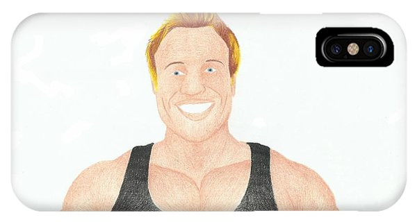 Furious Pete IPhone Case