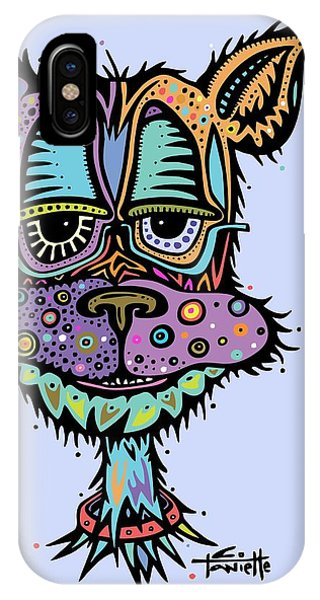 Furr-gus IPhone Case