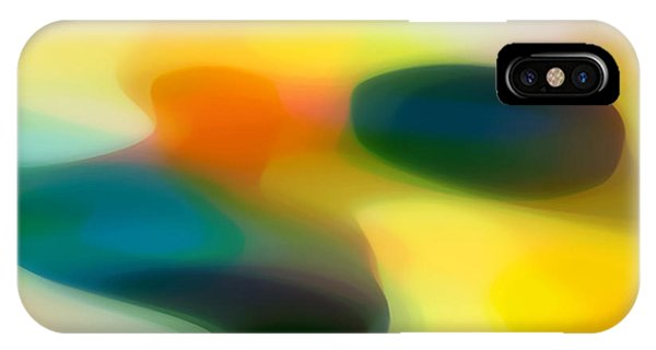Fury Rain 1 B IPhone Case