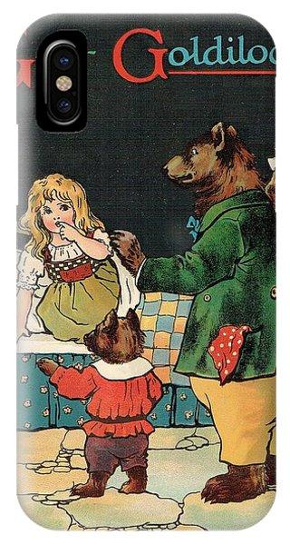 G For Goldilocks IPhone Case