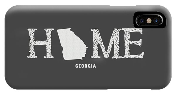 Ga Home IPhone Case