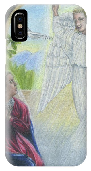 Gabriel's Revelation IPhone Case