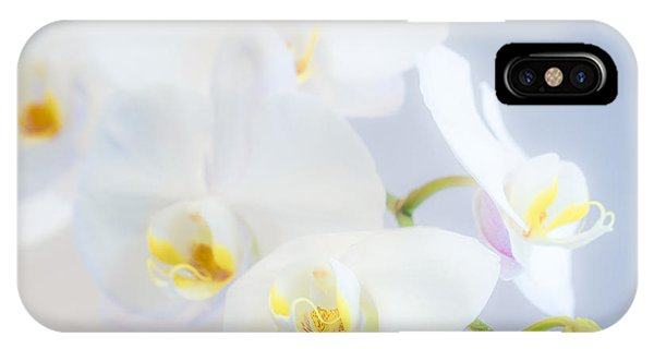 Gail's Orchids IPhone Case