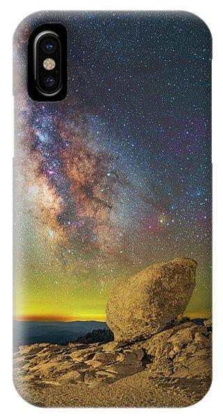 Galactic Erratic IPhone Case