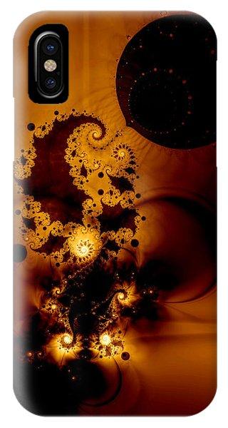 Galileo's Muse IPhone Case
