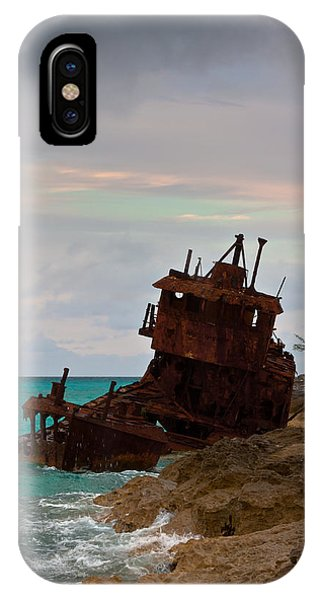 Gallant Lady Aground IPhone Case