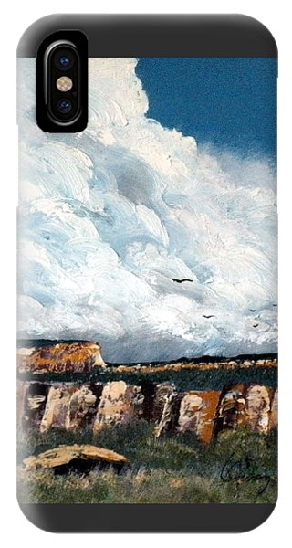 Gallup Bluffs 2 Of 6 IPhone Case