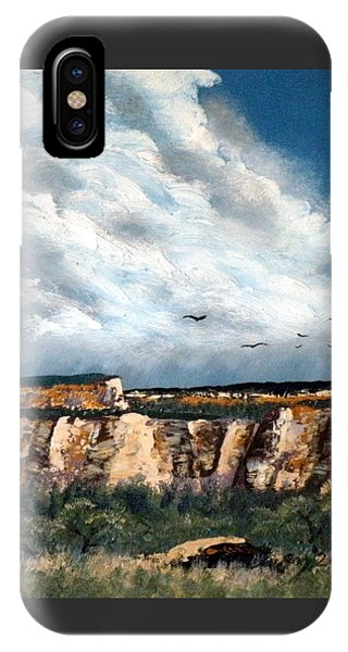 Gallup Bluffs 3 Of 6 IPhone Case