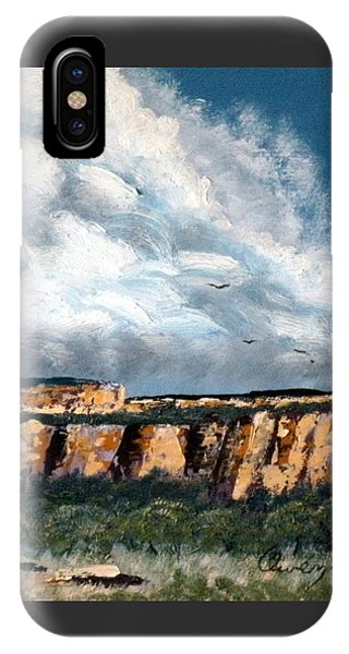 Gallup Bluffs 4 Of 6 IPhone Case