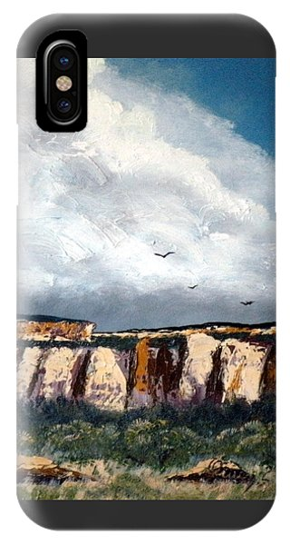 Gallup Bluffs 5 Of 6 IPhone Case