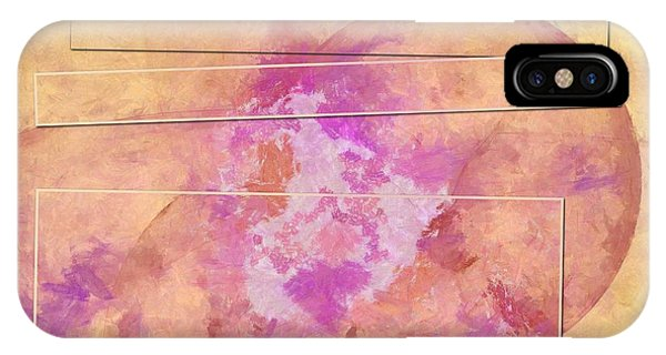 Atomic Tangerine iPhone Case - Galvanology Nature  Id 16100-093146-03071 by S Lurk