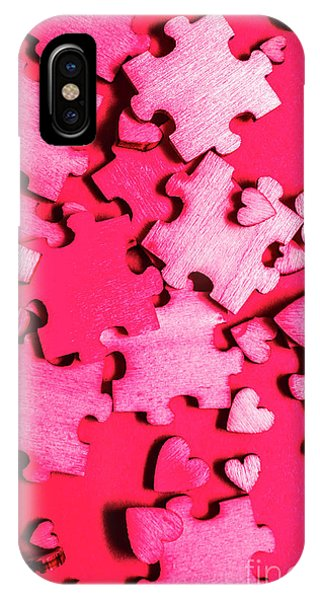 Connections iPhone Case - Game Of Romance by Jorgo Photography - Wall Art Gallery