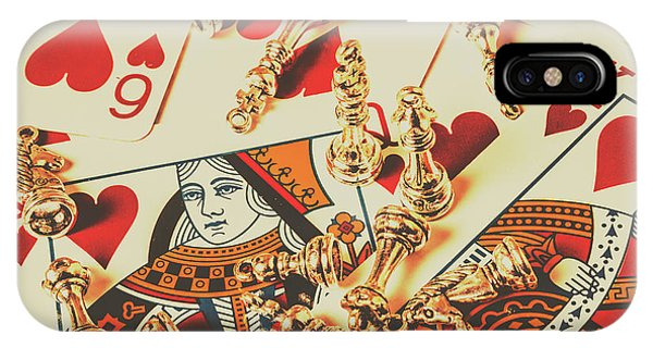 Medieval iPhone Case - Games Of Love by Jorgo Photography - Wall Art Gallery