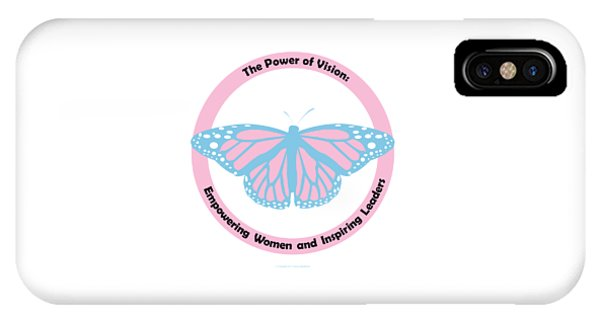 Gamma Phi Delta, The Power Of Vision IPhone Case