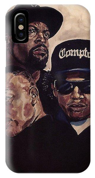 Gangsta Trinity IPhone Case